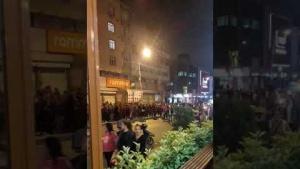 YSK'nın İstanbul Kararına Protestolar